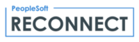 PeopleSoft RECONNECT19 logo